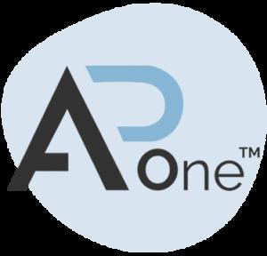 AP one logo