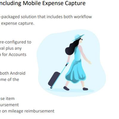 Travel Expenses Brochure